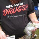 ¿Quién necesita drogas?