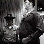 "Edmund Kemper, ""el gigante asesino""."