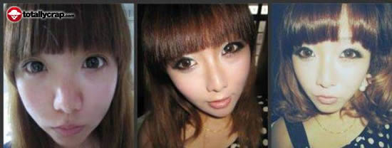 maquillaje japonesas (7)
