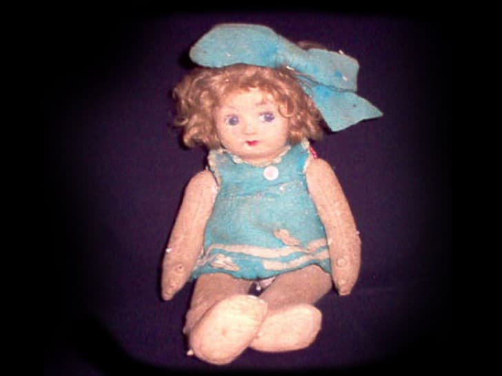 Pupa muñeca poseida