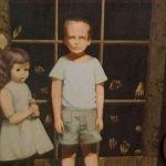 La pintura embrujada de eBay.
