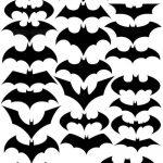 Evolución del símbolo de Batman