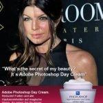 El secreto es Adobe Photoshop Crema
