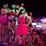 Noches de perdición en Patpong, Tailandia