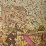 Lluvia de animales.
