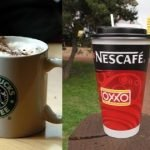 Starbucks vs OXXO