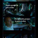 Vin Diesel WINS!