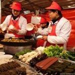 Comida rápida en China