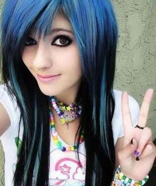 chicas con el pelo te ido de colores   marcianos