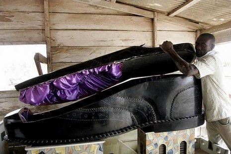 Ataúdes extravagantes en Ghana (10)