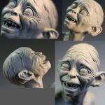 Esculturas espeluznantes y realistas
