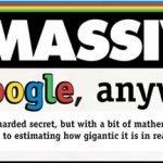¿Qué tan grande es Google? – Infografía