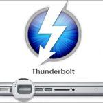 Intel Thunderbolt, tecnología para transferencia de datos a alta velocidad.