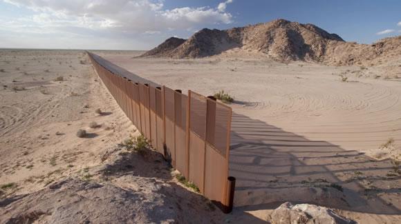 Muro Mexico EUA (2)