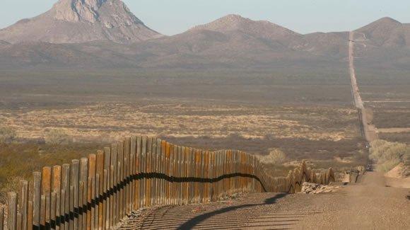Muro Mexico EUA (1)