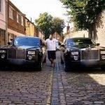 Los autos de la mafia rusa