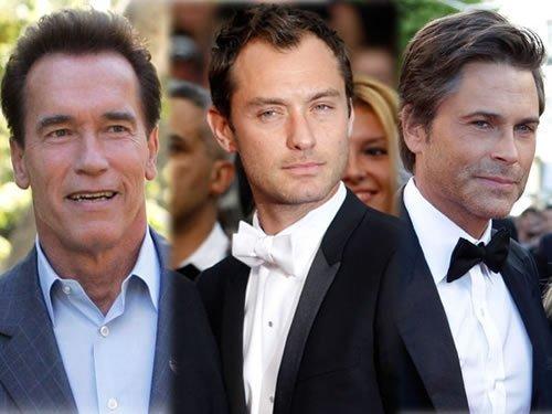 Niñeras Escandalo Hollywood