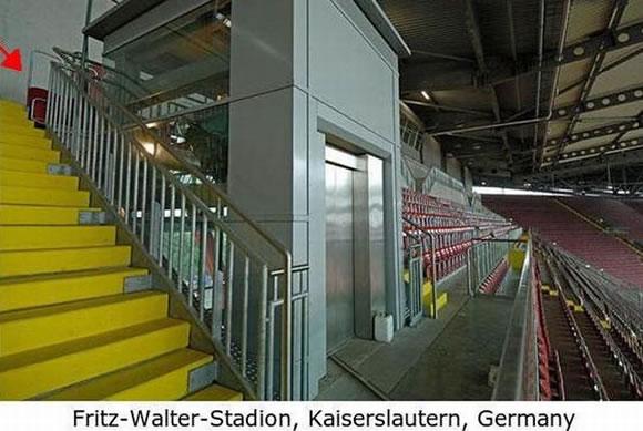 Peor lugar en el estadio (7)