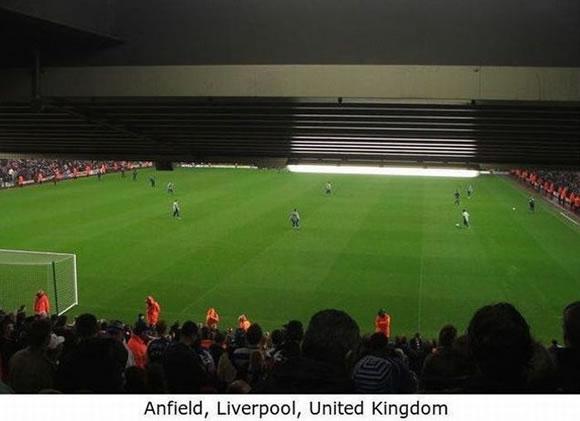 Peor lugar en el estadio (5)