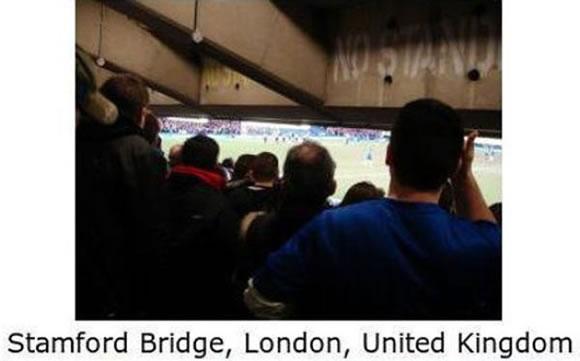Peor lugar en el estadio (14)