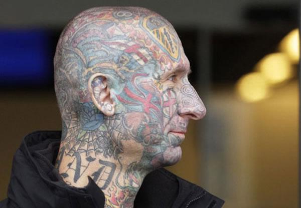 Tatuajes Extremos (2)