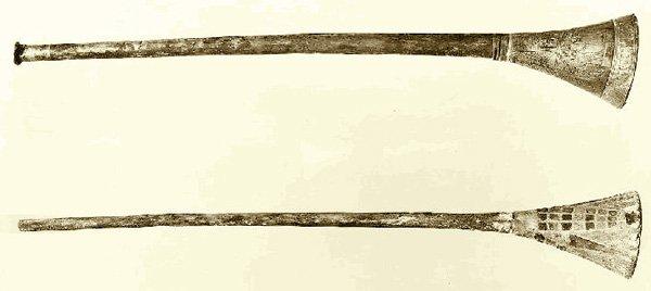 Trompetas Tutankamon