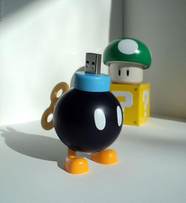 Memorias USB raras (22)