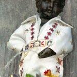 Los disfraces del Manneken Pis
