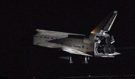 Misión espacial Endeavour (7)