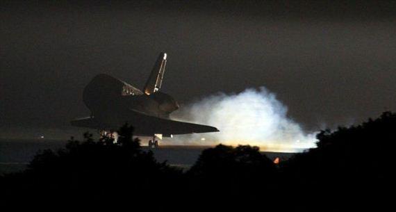 Misión espacial Endeavour (5)
