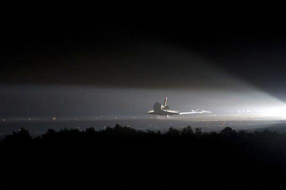 Misión espacial Endeavour (4)