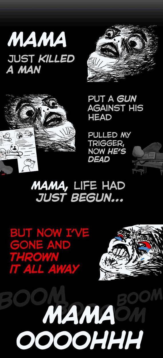 Bohemian Rhapsody meme (26)