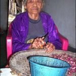 Turinah, la persona mas anciana del mundo
