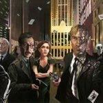 Pinturas de películas de Justin Reed