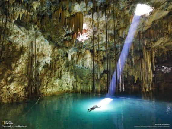 Cenotes Yucatan (2)