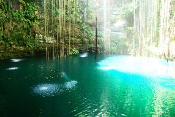 Cenotes Yucatan (7)
