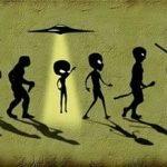 Parodias de la evolución humana