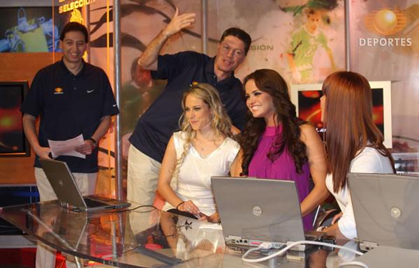 Conductoras Televisa Deportes (4)