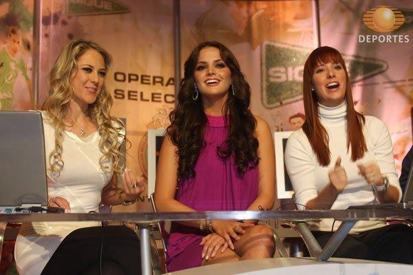 Conductoras Televisa Deportes (3)