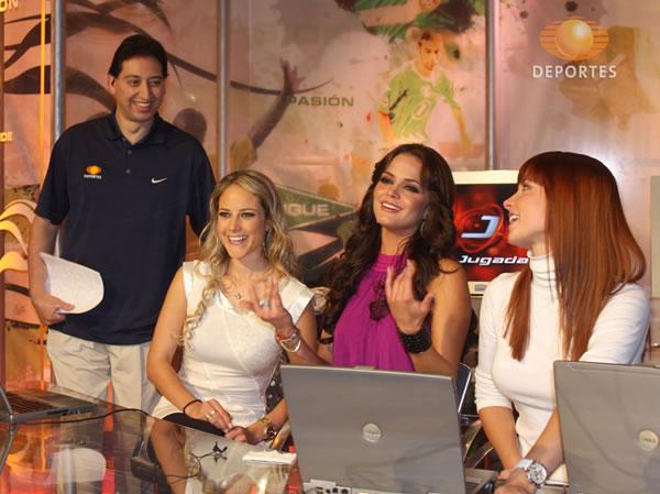 Conductoras Televisa Deportes (5)