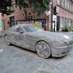 BMW Z4 de ladrillos