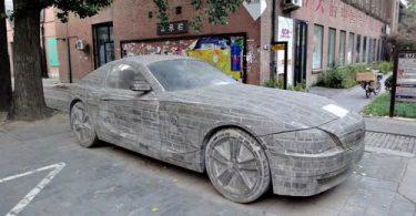 BMW Z4 de ladrillos (1)