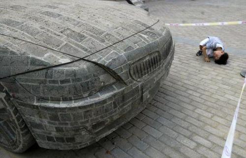 BMW Z4 de ladrillos (2)