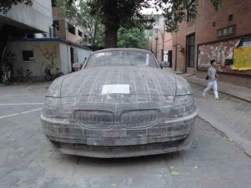 BMW Z4 de ladrillos (4)