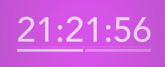 Colour Clock