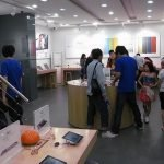 Apple Store pirata en China
