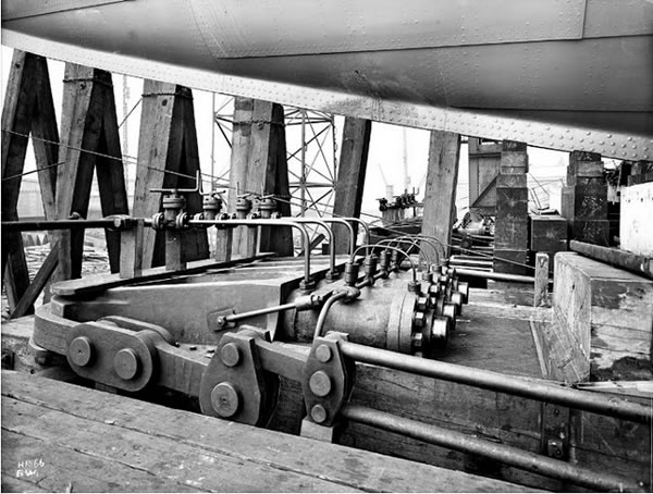 Fotos construccion Titanic (6)