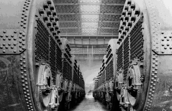 Fotos construccion Titanic (4)