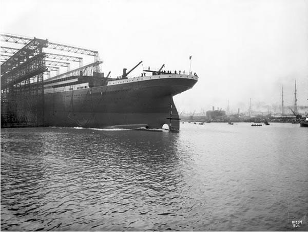 Fotos construccion Titanic (12)