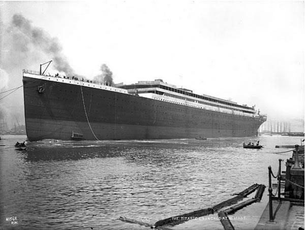 Fotos construccion Titanic (11)